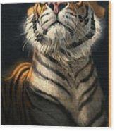 Royalty Wood Print