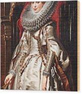 Rubens' Marchesa Brigida Spinola Doria Wood Print