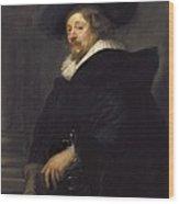 Rubens, Peter Paul 1577-1640 Wood Print