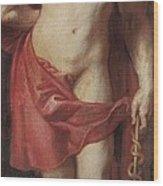 Rubens, Peter Paul 1577-1640. Mercury Wood Print