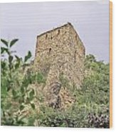 Ruins Of Durnstein Wood Print