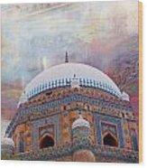 Rukh E Alam Wood Print by Catf