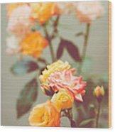 Rumba Rose Wood Print
