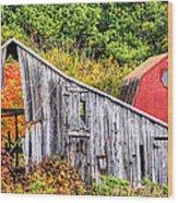 Rural Shenandoah  Wood Print