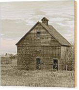 Rustic Barn Wood Print