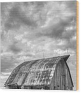 Rustic Barn Wood Print