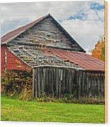 Rustic Charm Wood Print