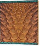 Rustravaganza Wood Print