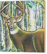 Rut Wood Print