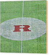 Rutgers College Camden New Jersey Wood Print