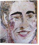 Ruthie's Bruce Wood Print by Melinda Saminski