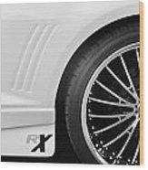 Rx Camaro Wood Print
