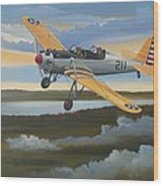 Ryan Pt-22 Recruit Wood Print