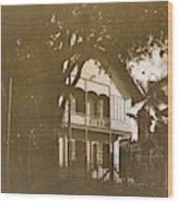Sabang Sabang Office Wood Print