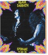 Sabbath In Spokane 1 Wood Print