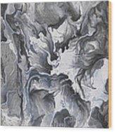 sac be III Wood Print