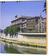 Saccro Cuore Del Suffragio Wood Print