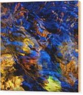 Sacred Art Of Water 4 Wood Print