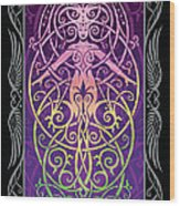Sacred Ecology V.2 Wood Print