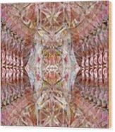Sacred Eyes Of Joy Wood Print