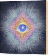 Sacred Geometry 101 Wood Print
