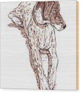 Sadie Wood Print