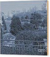 Sagamihara Asamizo Park 16e Wood Print