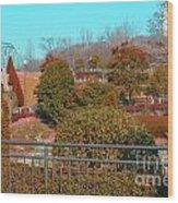 Sagamihara Asamizo Park 16f Wood Print