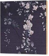 Sagi No Mai Crop II Wood Print