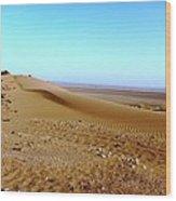 Sahara Desert 14 Wood Print