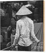 Saigon I Wood Print