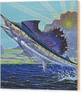 Sail Away Off0014 Wood Print