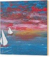 Sailor's Delight Wood Print