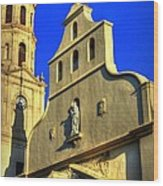 Saint Augustine Fl    050 Wood Print