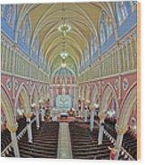 Saint Bridgets Church Wood Print