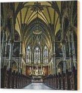 Saint John Cathedral Wood Print