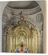 Saint Joseph Cathedral Wood Print