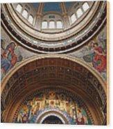 Saint Matthew's Cathedral Wood Print