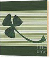 Saint Patricks Day Collage Number 18 Wood Print