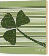 Saint Patricks Day Collage Number 5 Wood Print