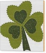 Saint Patricks Day Collage Number 8 Wood Print