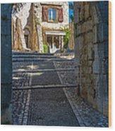 Saint Paul Entrance Wood Print