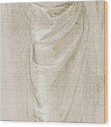 Saint Paul Rending His Garments Wood Print