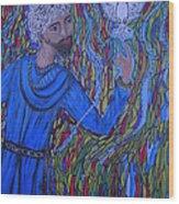 Saint Peter Wood Print