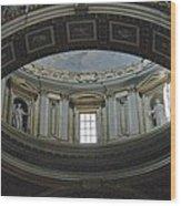 Saint Peter's Wood Print