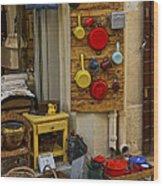 Saint Remy De Provence France Dsc01944  Wood Print