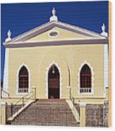 Saint Stephen's Church Wood Print