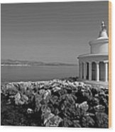 Saint Theodori Lighthouse Wood Print