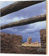 Salinas Pueblo Mission Abo Ruins 5 Wood Print
