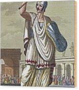 Salio, 1796 Wood Print